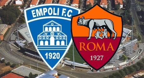 Pagelle Empoli-Roma