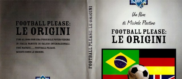 Football Please: le origini
