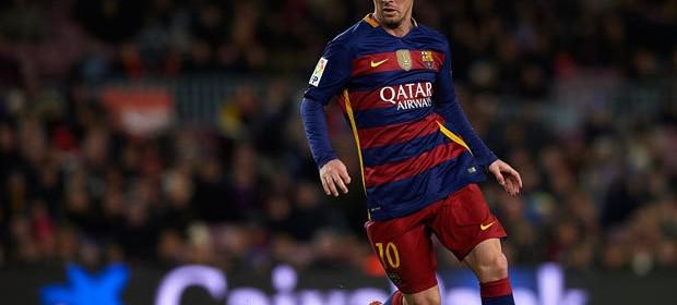 Messi e la storia, di nuovo, sotto la mano del destino