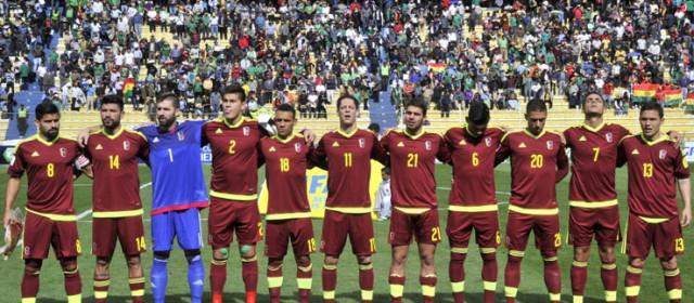 Copa America: le protagoniste, Venezuela Gruppo C