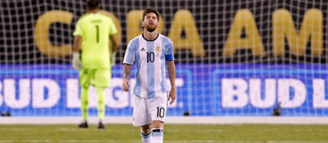 """Un anno di calcio – Giugno """"La maledizione di Messi"""""""