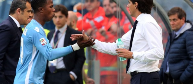 Inzaghi, Keita: pace e abbracci