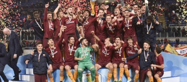 C'è una Roma che sa solo vincere…