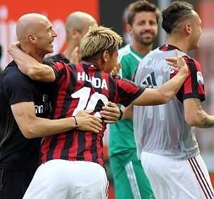 Milan finalmente in Europa