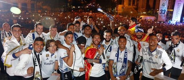 """Il Real Madrid conquista la Liga. Messi di nuovo """"Pichichi"""""""
