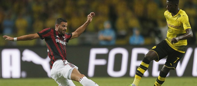International Champions Cup, Milan battuto 3-1 dal Dortmund