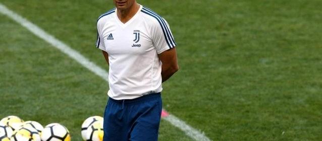 Con la Roma prove di Supercoppa