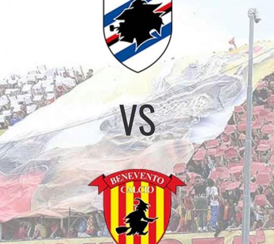 Sampdoria – Benevento, presentazione