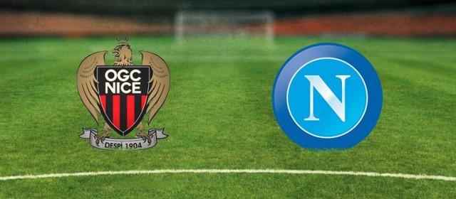 Napoli – Nizza, presentazione ritorno