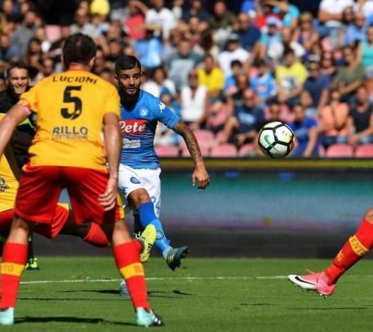 Napoli – Benevento: giallorossi, una domenica da dimenticare