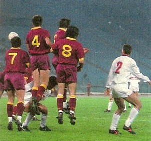 Amarcord: Roma-Milan 2 aprile 1991