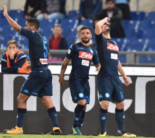 Lazio – Napoli  M come….Mertens