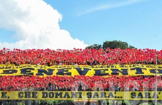 Benevento – Roma presentazione, QUI BENEVENTO
