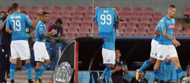 Napoli – Feyenoord, vittoria doveva essere e vittoria è stata
