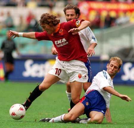 Roma-Bologna 2000, l'inizio di un trionfo…