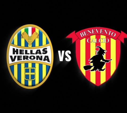 Presentazione Hellas Verona – Benevento