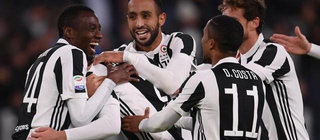 Atalanta-Juventus: atto primo