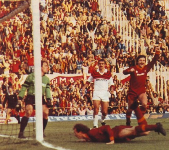 """Roma-Cagliari 1-0 1983: un goal """"divino""""…"""