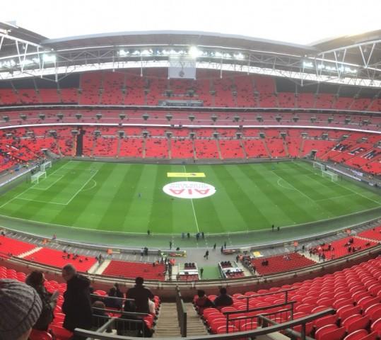 Diario di una trasferta a Wembley