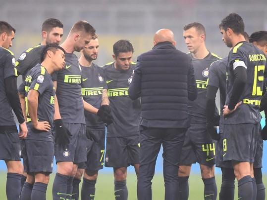 Un Inter sottotono rischia la frittata