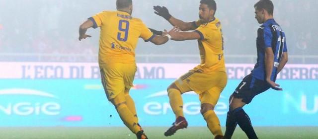 Higuain+Buffon, prova di ferro Juve