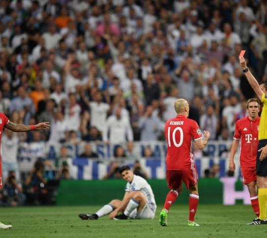 Bayern, l'ora della vendetta