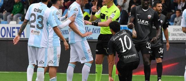 Virtus Entella vs Ascoli, vince la paura