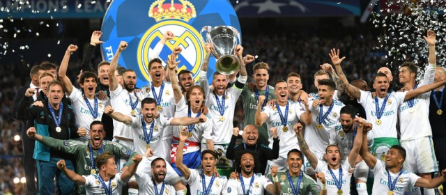 Real Madrid, Champ13ns