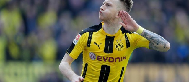 Bundesliga, il Bayern frena con l'Hertha. Al Dortmund non basta Reus