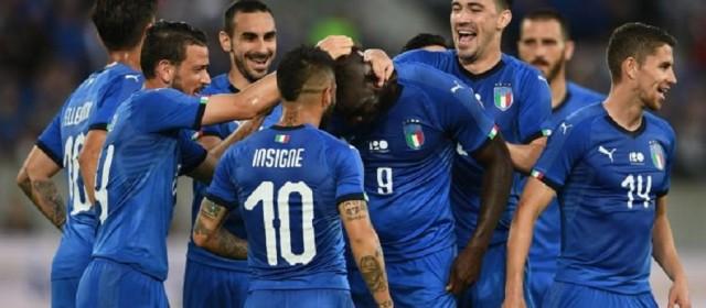 Un'Italia da s-Balo: Arabia Saudita battuta e buona la 'prima' di Mancini