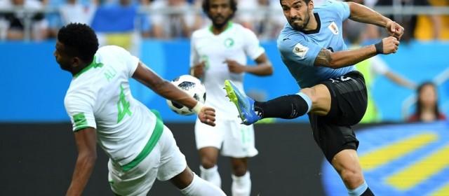 Uruguay, ottavi di finale con il minimo sforzo