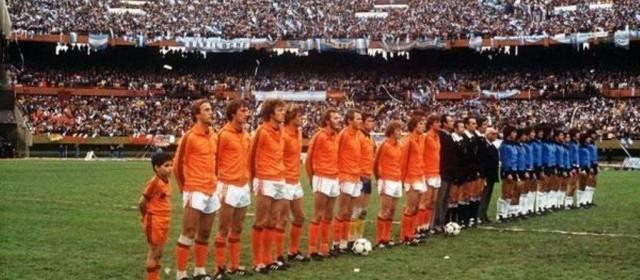 Argentina '78, la vittoria del Caudillos