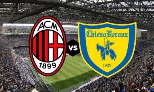 Milan, tornano i titolari per domare il Chievo