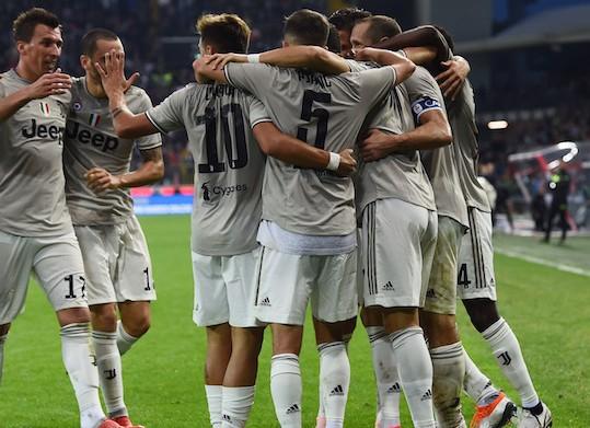 Juventus, dieci e lode