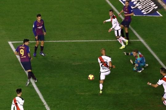 Liga, prove di fuga per il Barcellona