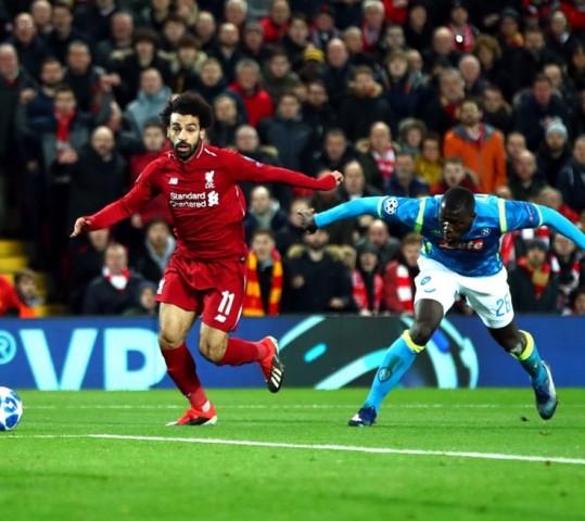 Il Liverpool si risveglia in Champions e vola agli ottavi