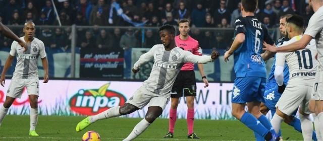 Inter, la vittoria di misura ti lascia un proposito per l'anno nuovo