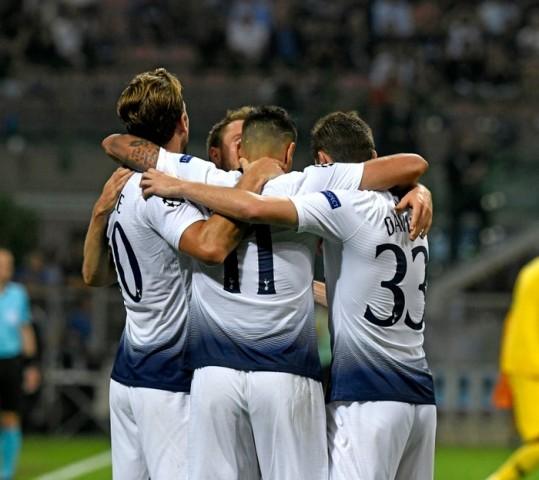 Tottenham, uniti si vince of course