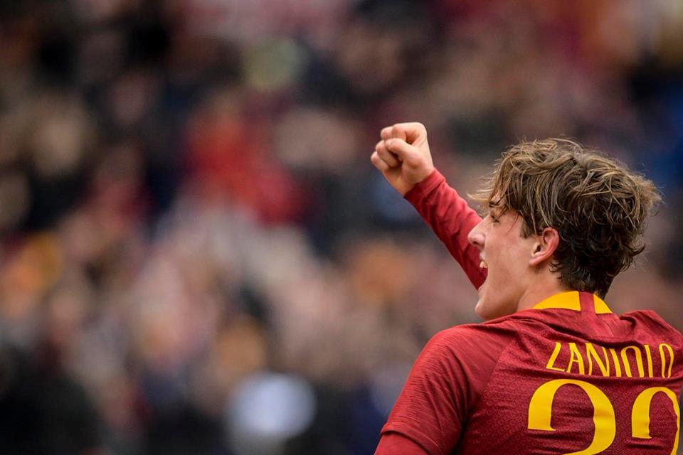 Zaniolo contro il Torino