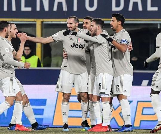 Juventus, tutto facile a Bologna