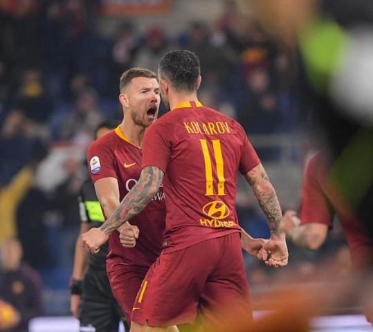 """Super Olsen"" dona 3 punti pesanti alla Roma."