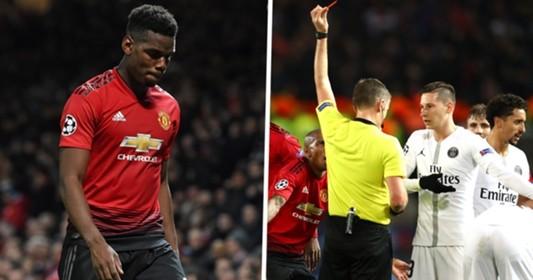 Manchester United-PSG: inglesi con un piede e mezzo fuori