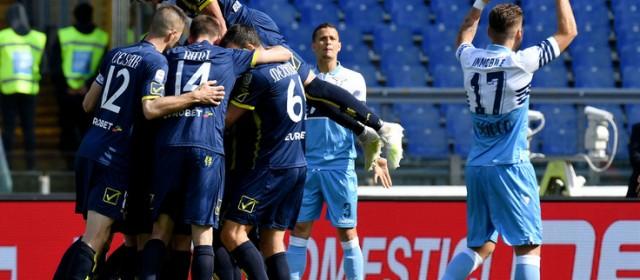 Profondo rosso per la Lazio