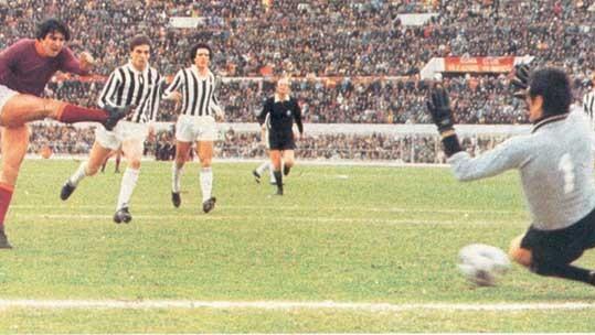 Roma-Juventus 1977…
