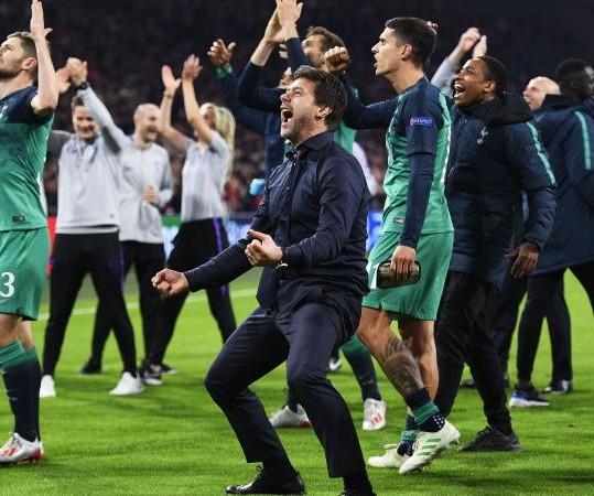 Tottenham, ultimo minuto di gloria