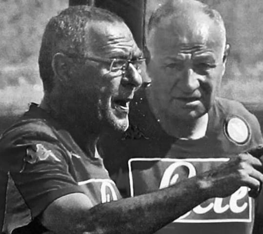 Intervista all'ex preparatore dei portieri del Napoli Luciano Tarallo