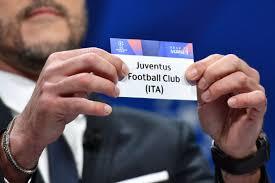 Sorteggio Juventus: bene ma non benissimo