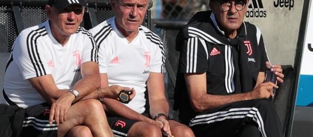 Juventus-Napoli: Sarri incontra il suo passato