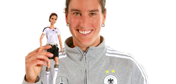 Birgit Prinz: una Zidane in gonnella