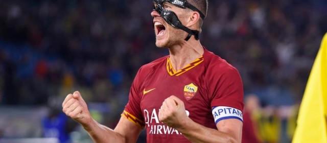 Roma show, nonostante Irrati. 4-0 ad Udine!